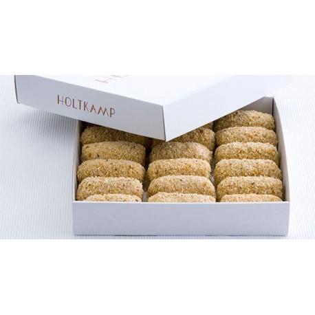 Holtkamp, Kreeftcroquetten,28 stuks per doos.