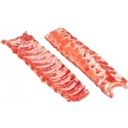 Spare ribs gegaard gemarineerd