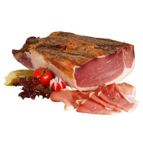 Schwarzwalder schinken, zwartewoud ham